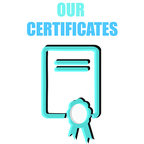 LG Aircond Certificates
