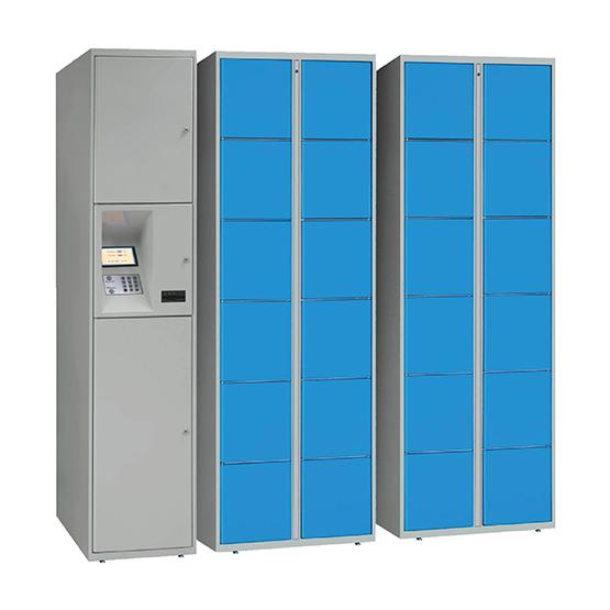 24 Doors Electric Locker