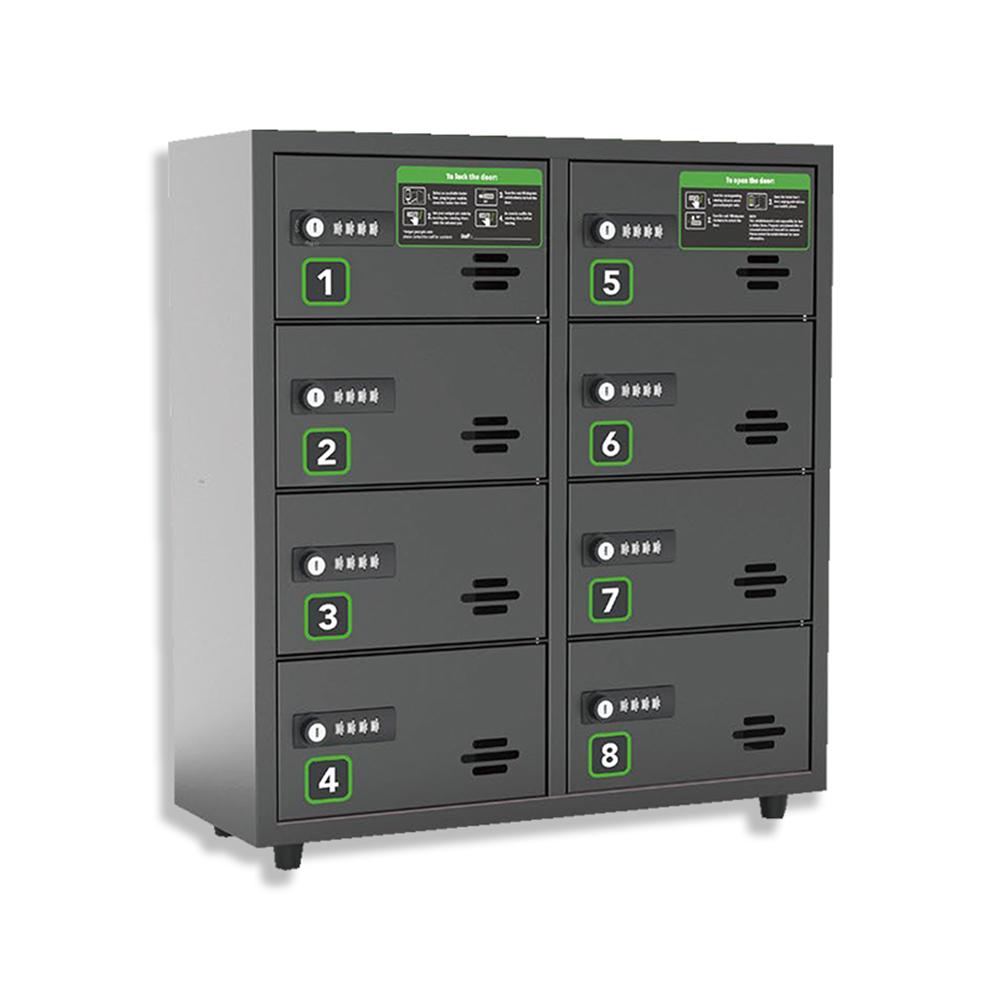 Mobile charging locker|Locker|SCL-12M|Changing