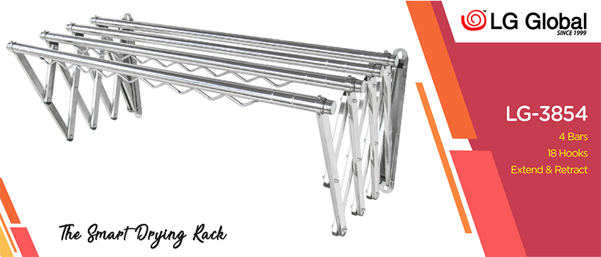 LG Global Drying Rack Promotion Banner 1